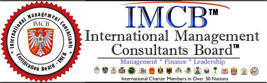 certified business management consultant
